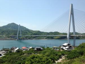 Heading to Ikuchi-jima