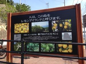 """Ikuchi-jima is called """"Lemon island"""""""
