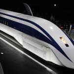 Japan Maglev train