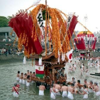 Kawawatari Kojinsai Festival